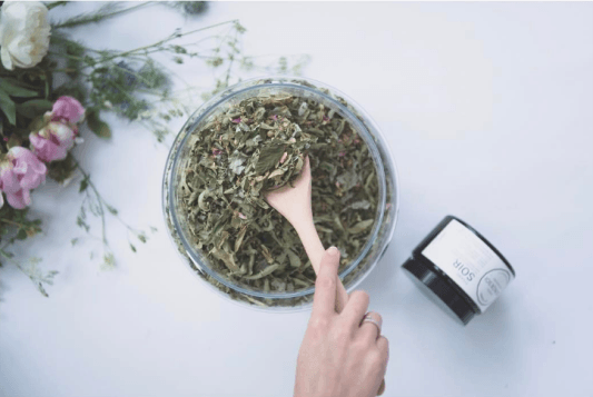 herbes aromatiques en vrac