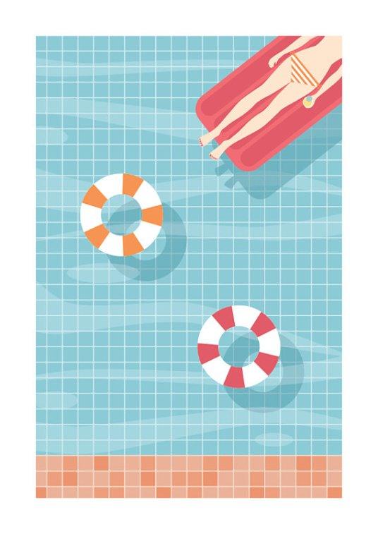 anais heidi piscine
