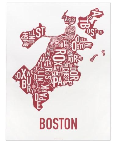 affiche boston