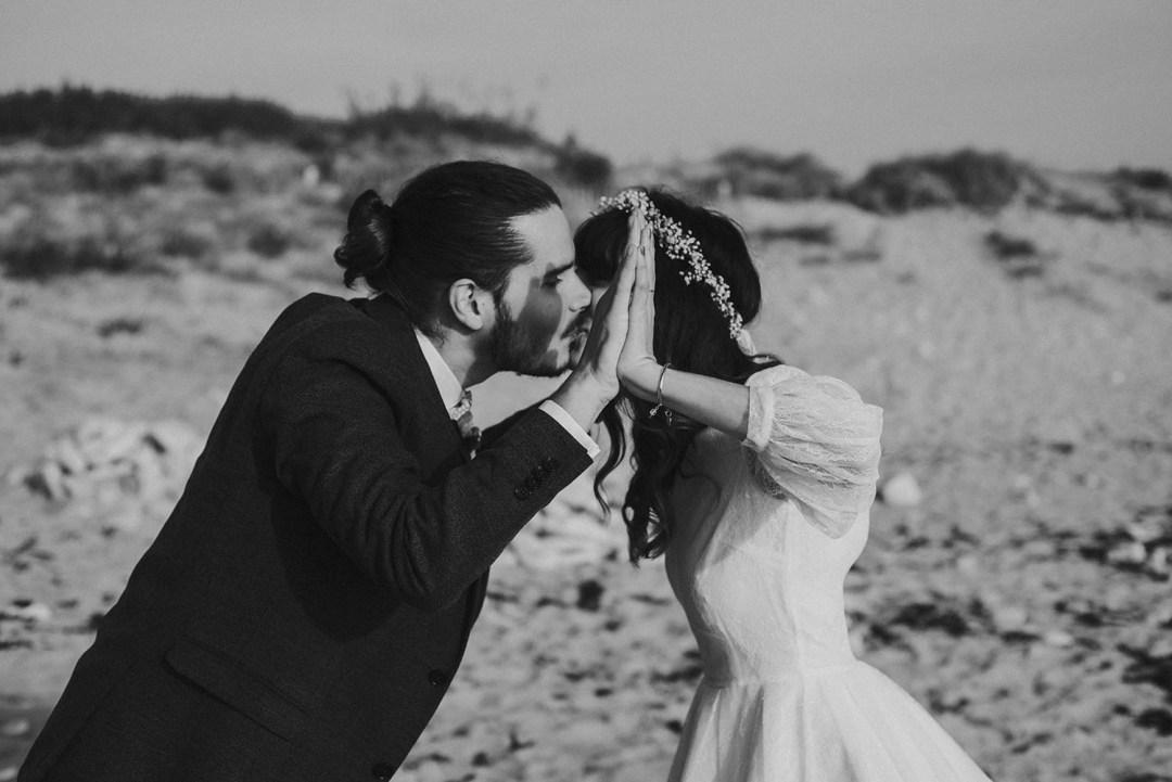mariage intimiste retro bohème