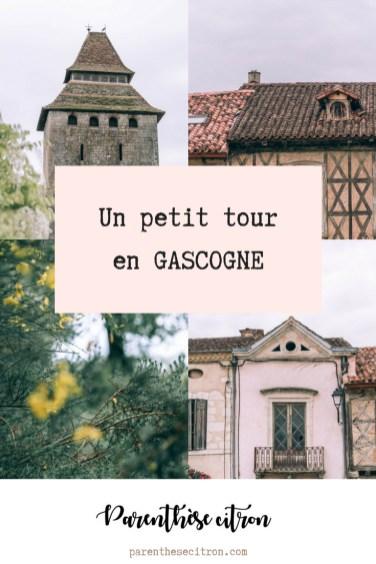 Un petit tour en Gascogne