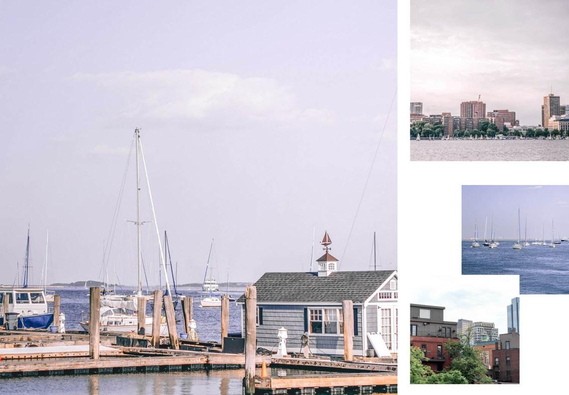 ma vie à boston - port