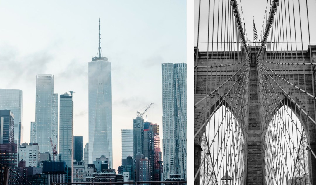 4 jours à New York