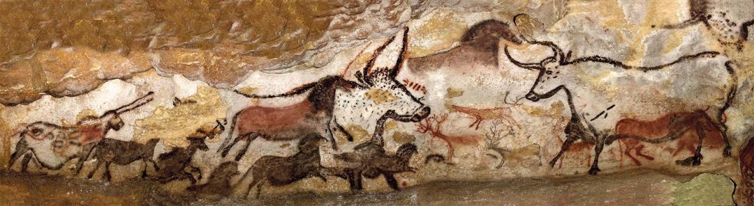 couleurs préhistoire lascaux