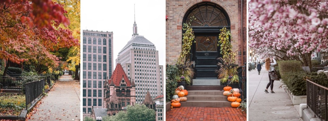 city guide boston week end