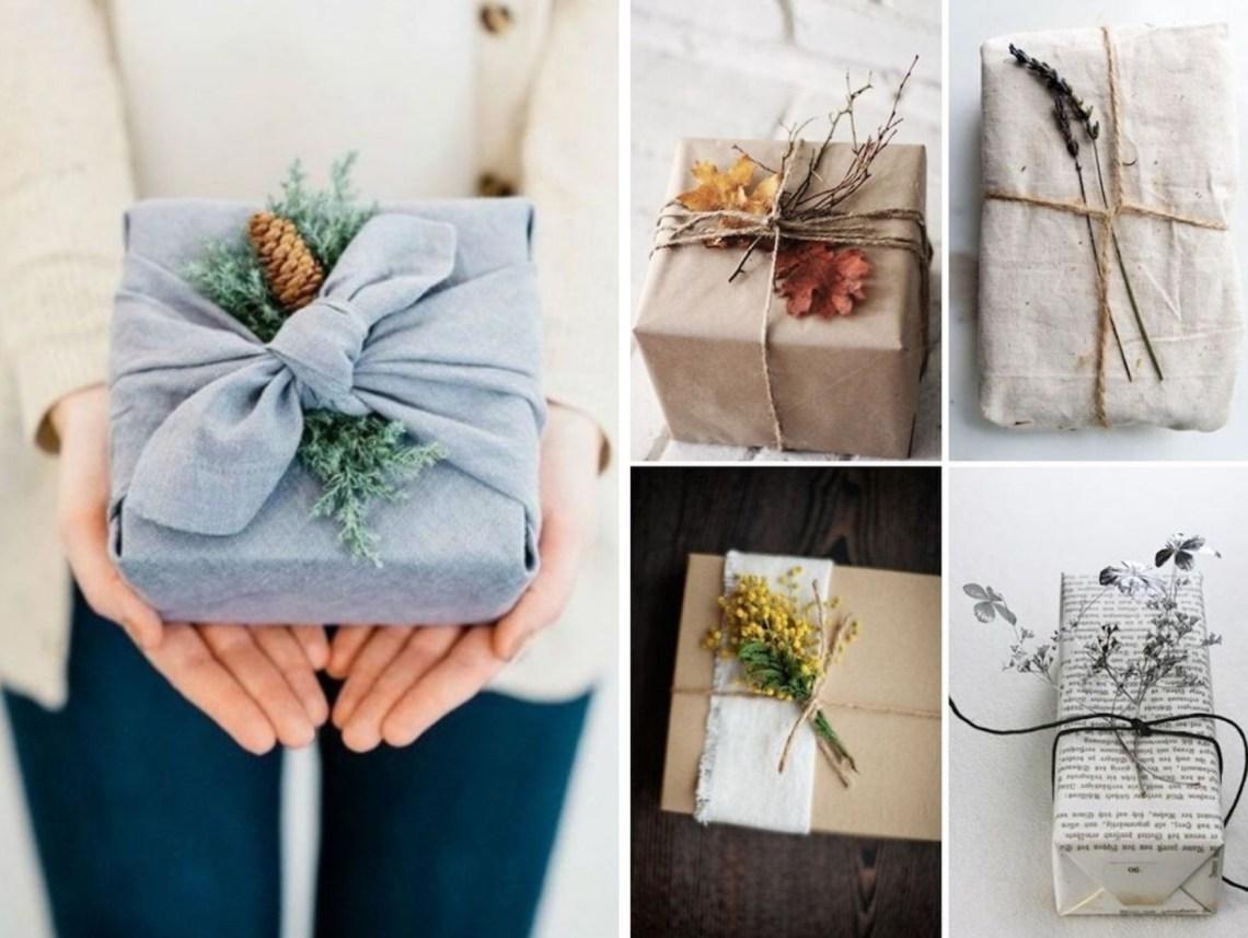 emballage cadeau écologique