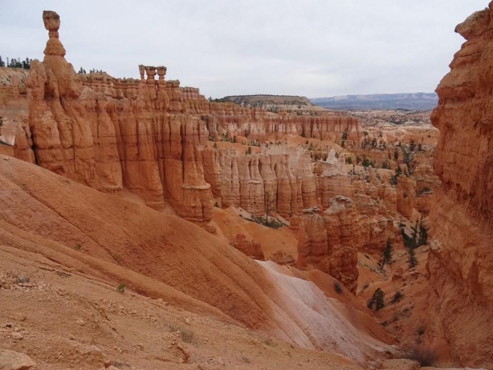 Bryce canyon dans l'Utah