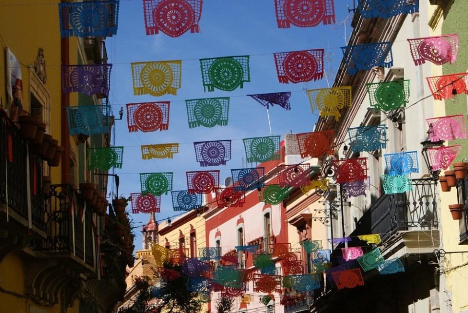 Guanajuato, cité coloniale au centre du Mexique