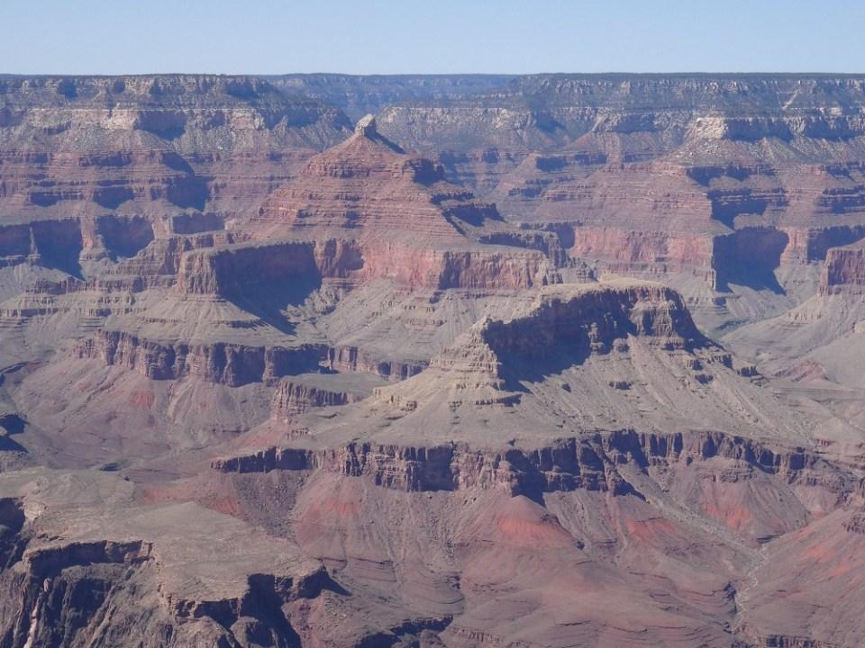 Le parc national du grand canyon