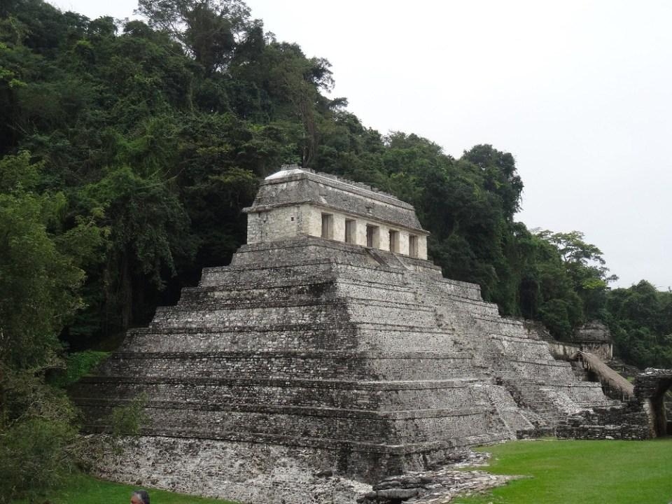 Palenque dans le Chiapas - Mexique