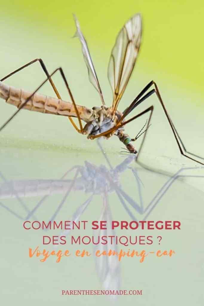 Comment se protéger des moustiques ?