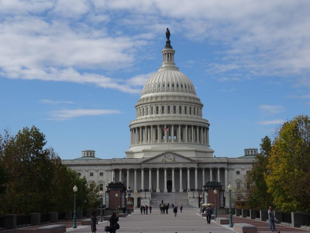 Le Capitole de Washington accueille 4000 visiteurs par jour, triés sur le volet et fouillés sous toutes les coutures, sécurité post 9/11 oblige