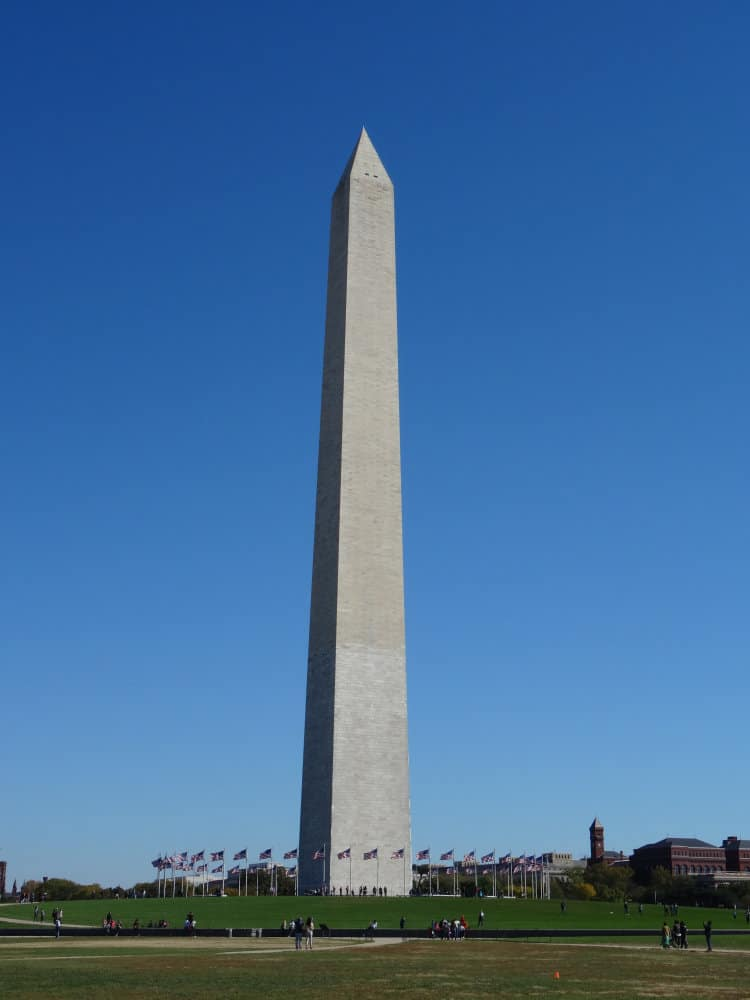 L'obélisque de Washington