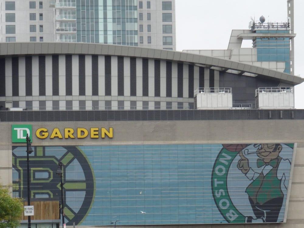 Le TD Garden de Boston, antre des Celtics