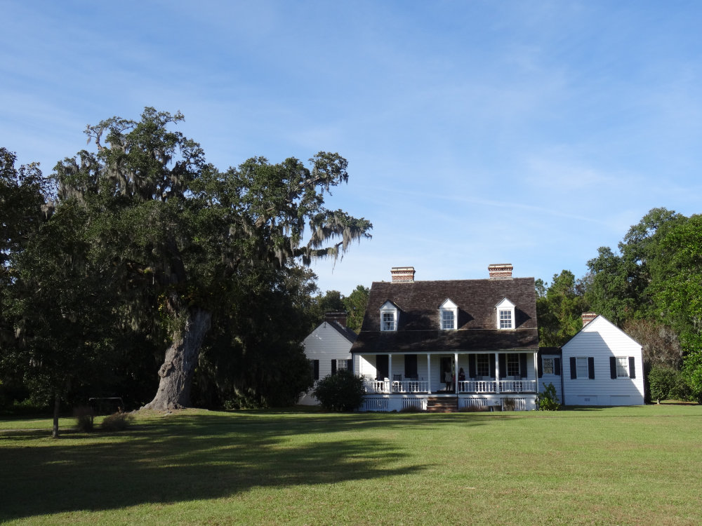 La maison de Charles Pinckney