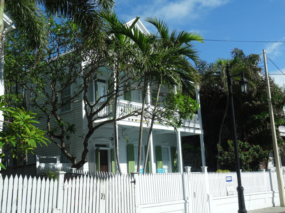 Les villas caribéennes de Key West