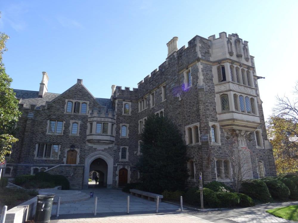 Les résidences universitaires de Princeton