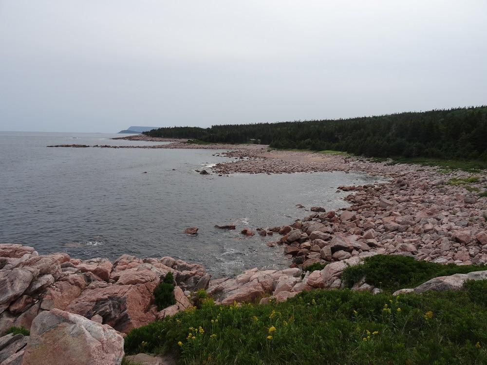 Le parc national des Highlands du Cap Breton. Nouvelle Ecosse