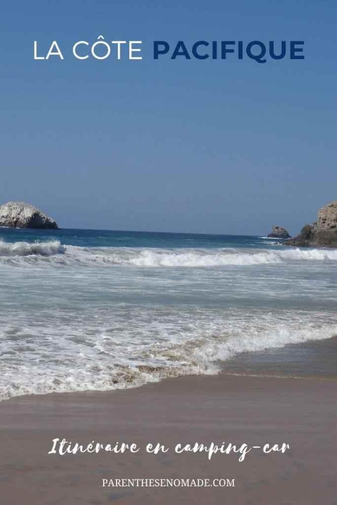 La côte Pacifique du Mexique en camping-car