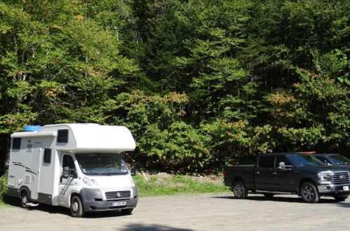 Le Québec en camping-car