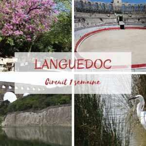 Le Languedoc en camping-car