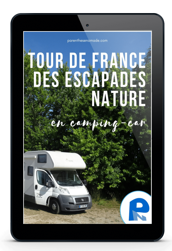 Ebook gratuit tour de France des escapades nature en camping-car