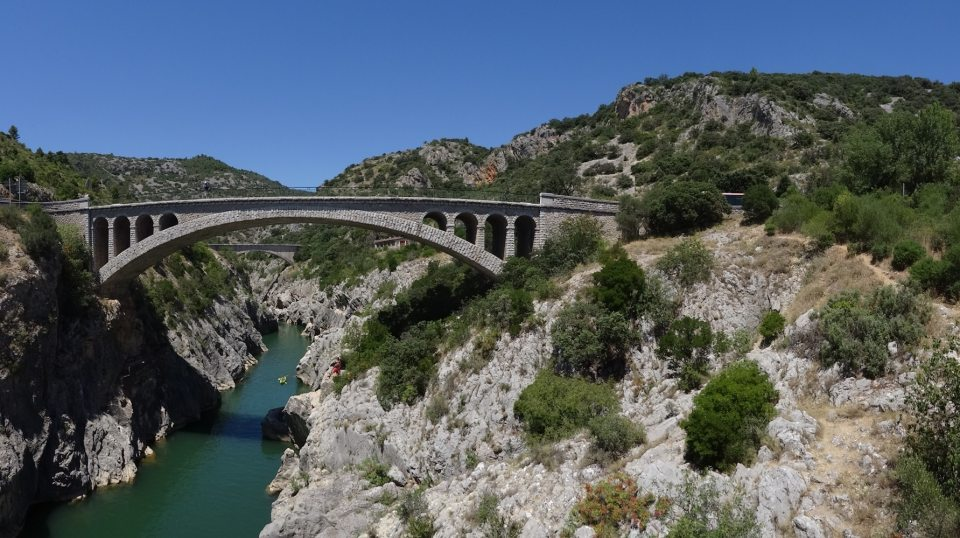Les gorges de l'Hérault - Grand site de France