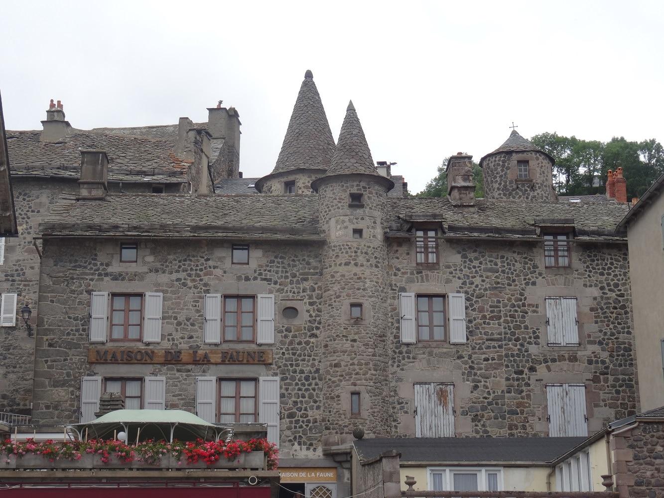Murat - Cantal - Auvergne en camping-car