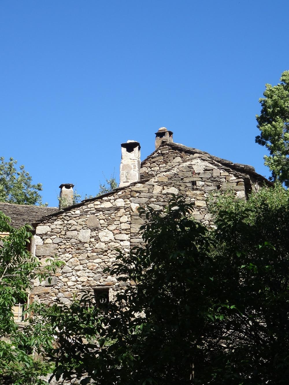 Les gorges d'Héric - Hérault en camping-car