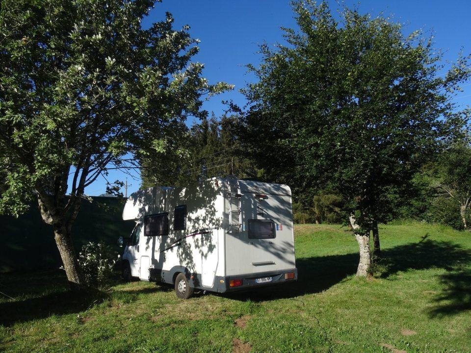 Camping municipal Le Claux