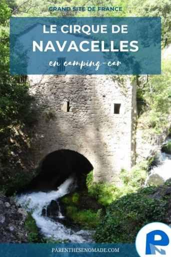 Les moulins de la Foux, randonnée au Cirque de Navacelles