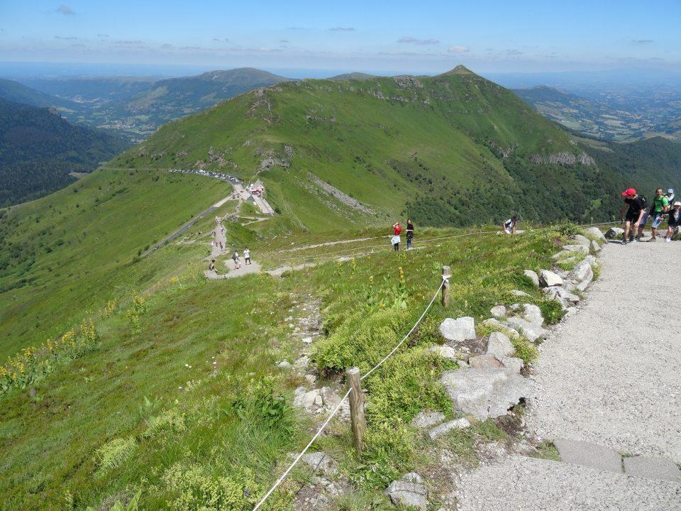Le Puy Mary, grand site de France