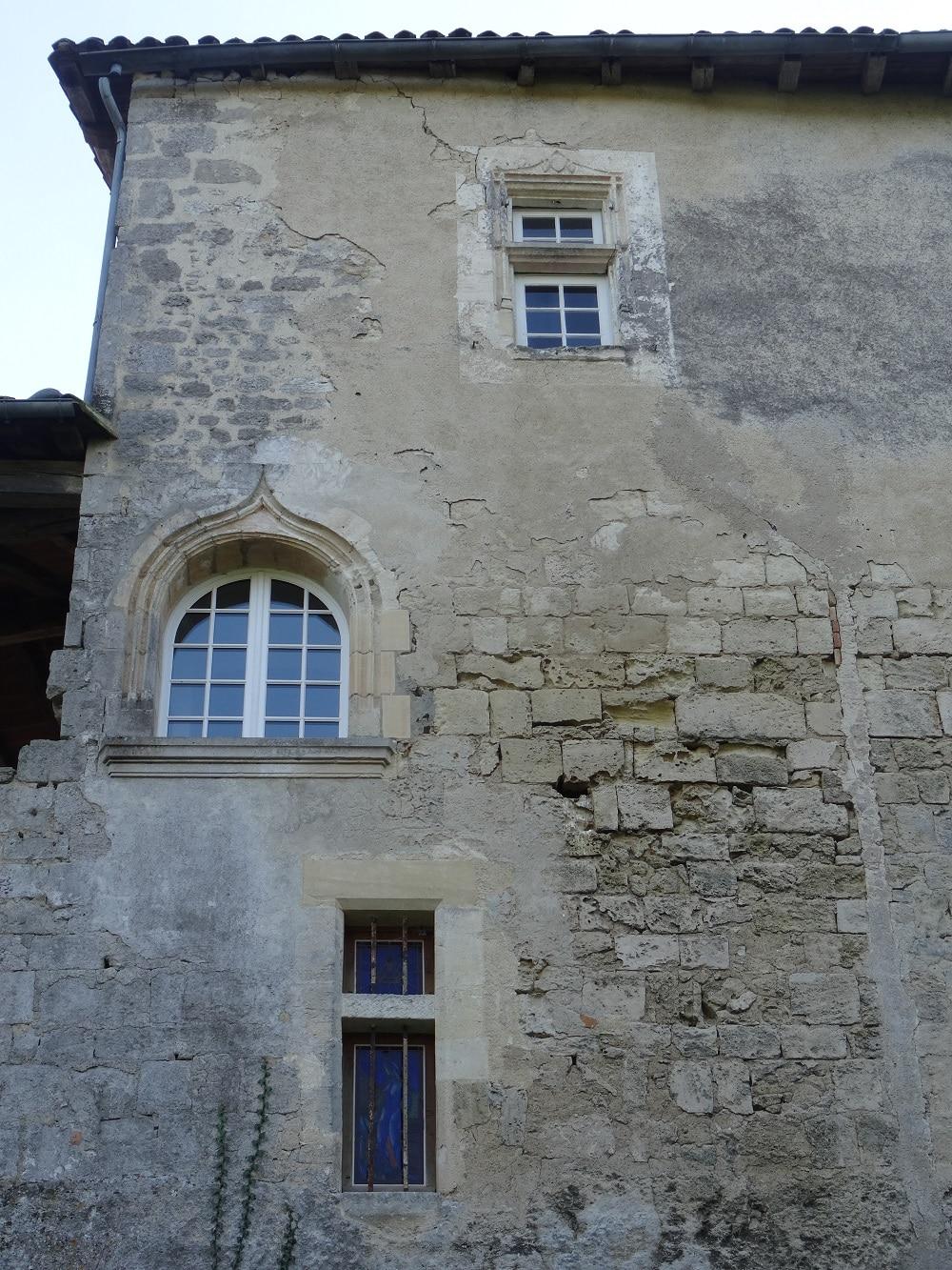 Le chateau Bisqueytan à Saint-Quentin-de-Baron