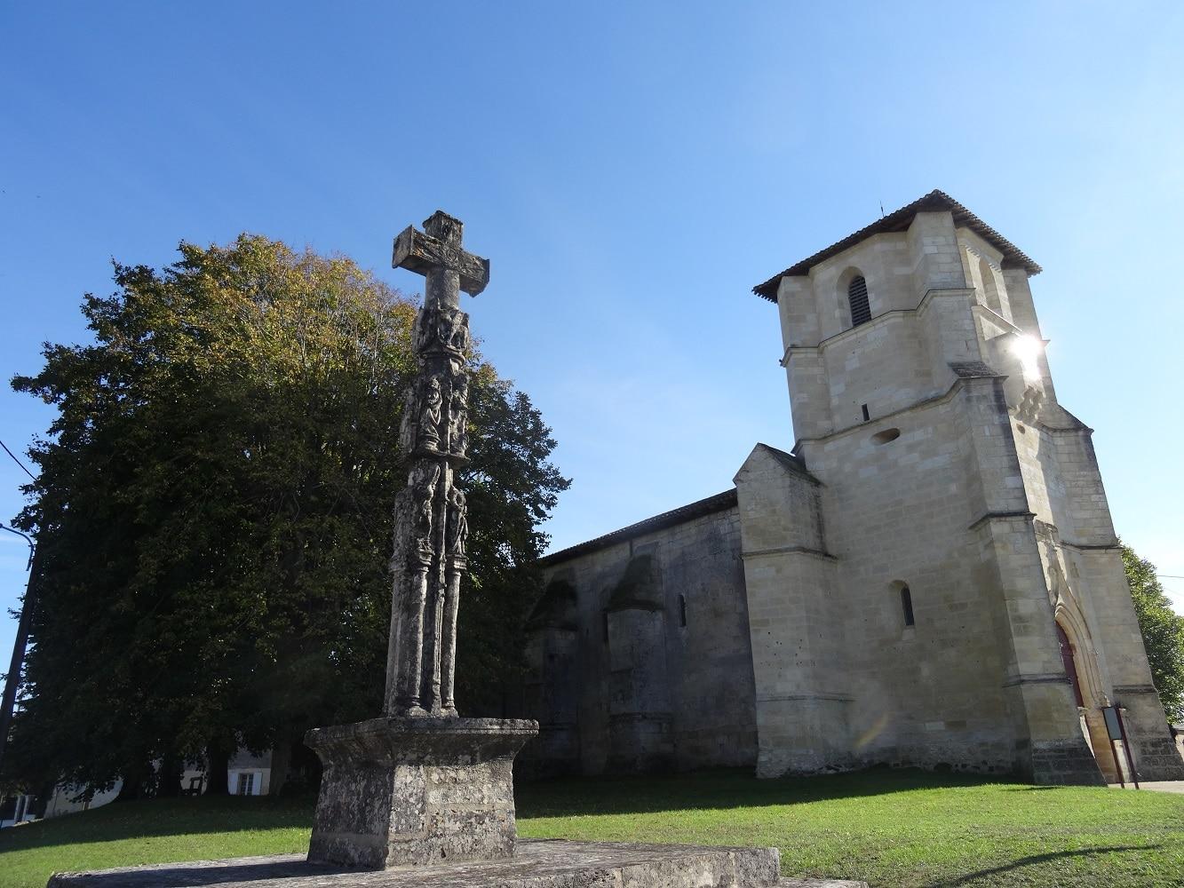 Eglise de Nérigean