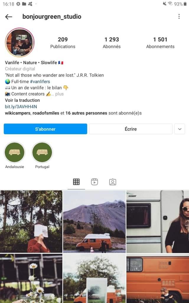 Bonjour Green Studio : Camper Village VDL Le Bourget 2021
