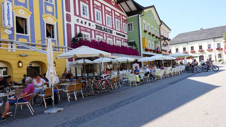 Mondsee, Austria: lakeside charm outside Salzburg
