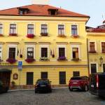 Parenthood and Passports - Hotel U Pava Prague