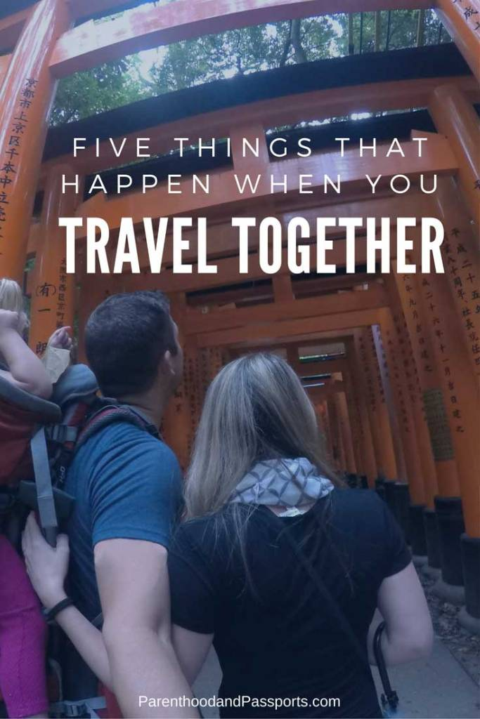 Parenthood and Passports - traveling with your spouse