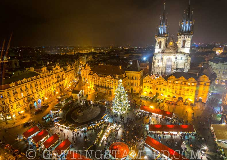 Best Christmas destinations - Prague