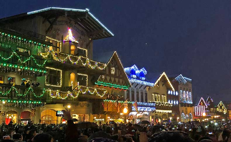 Best holiday destinations - Leavenworth