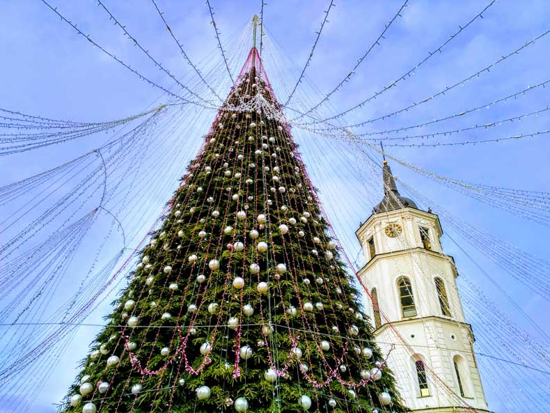 Christmas Destinations - Vilnius