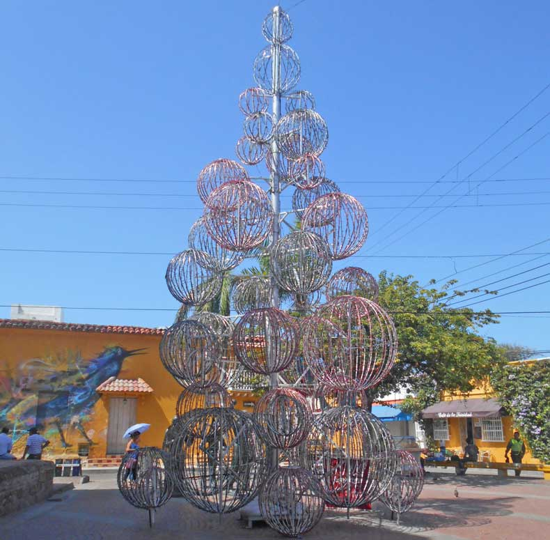 Best Christmas destinations - Cartagena