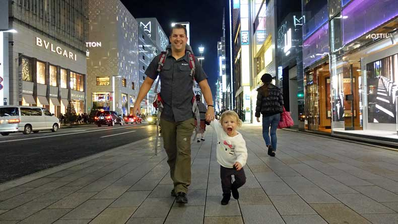 Parenthood and Passports - Why you should visit Japan with Kids