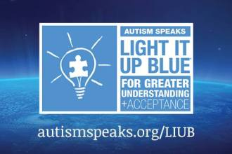 Why I'm Going to #LightItUpBlue for Understanding and Acceptance