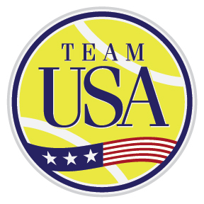 Logo courtesy of USTA