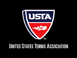 USTA logo college combine