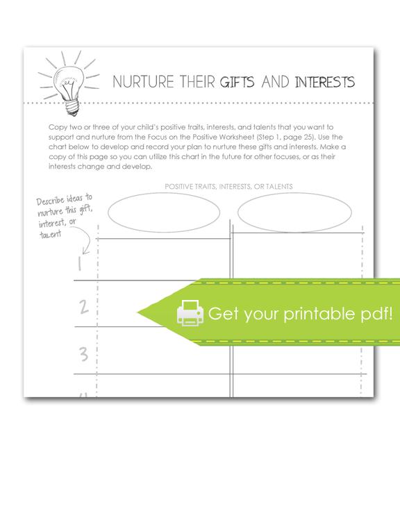 Nurture Gifts, print