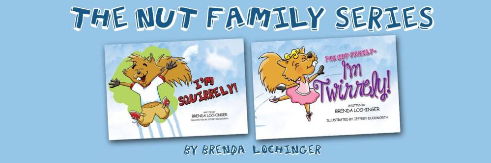 Books for kids with ADHD: The Nut Fmaily