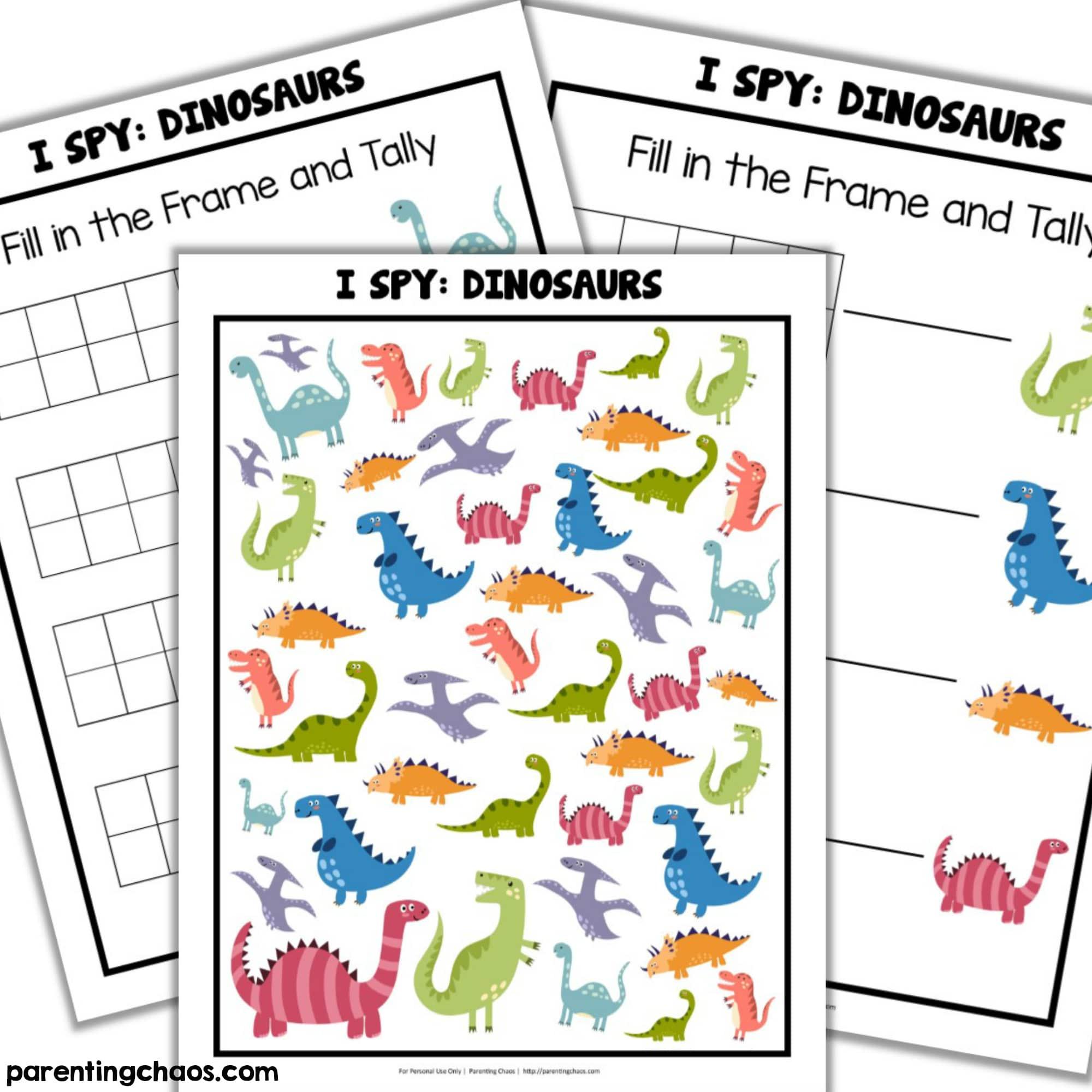 I Spy Printables For Adults