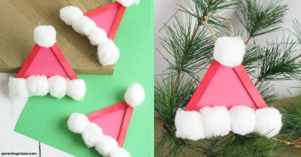 christmas ornaments popsicle sticks # 13